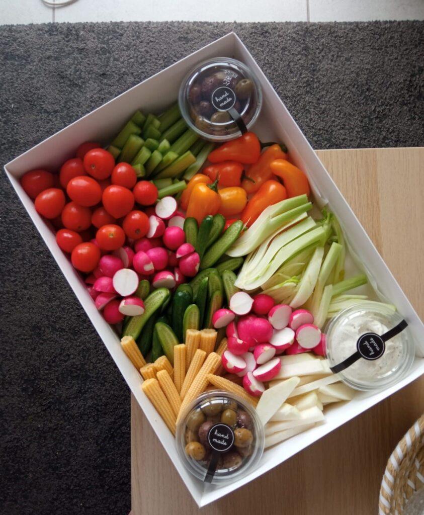 פלטת ירקות מור ניסן